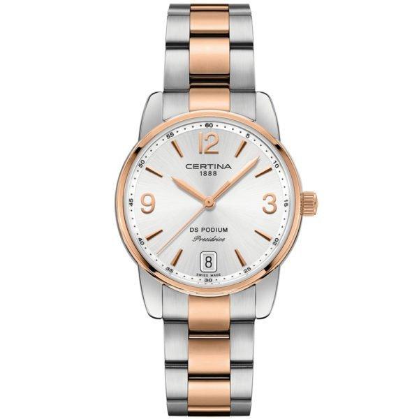 Женские наручные часы CERTINA DS Podium C034.210.22.037.00