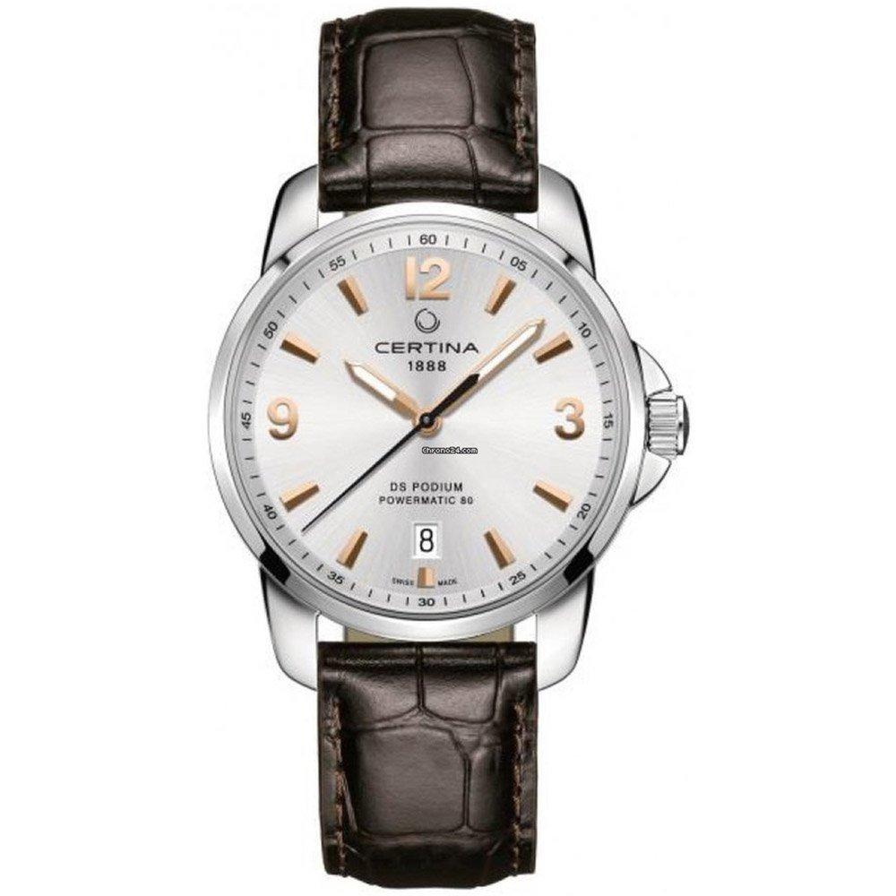 Часы Certina c034-407-16-037-01