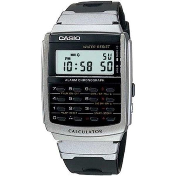 Мужские наручные часы CASIO Calculator CA-56-1U