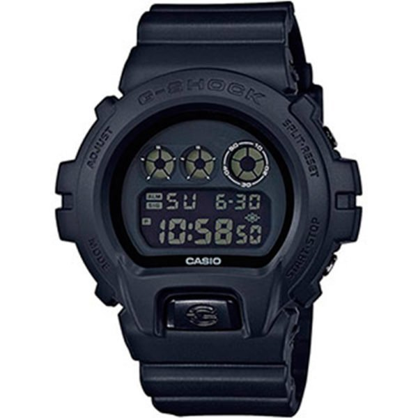 Мужские наручные часы CASIO G-Shock DW-6900BB-1ER