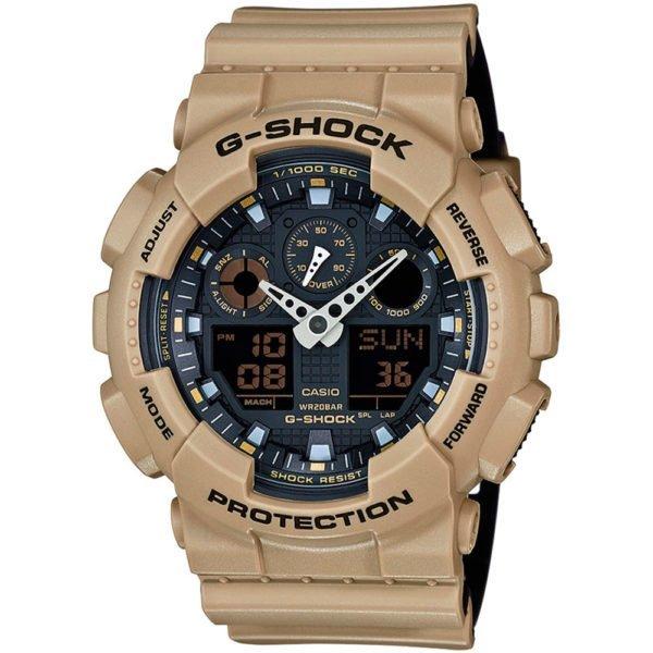 Мужские наручные часы CASIO G-Shock GA-100L-8AER