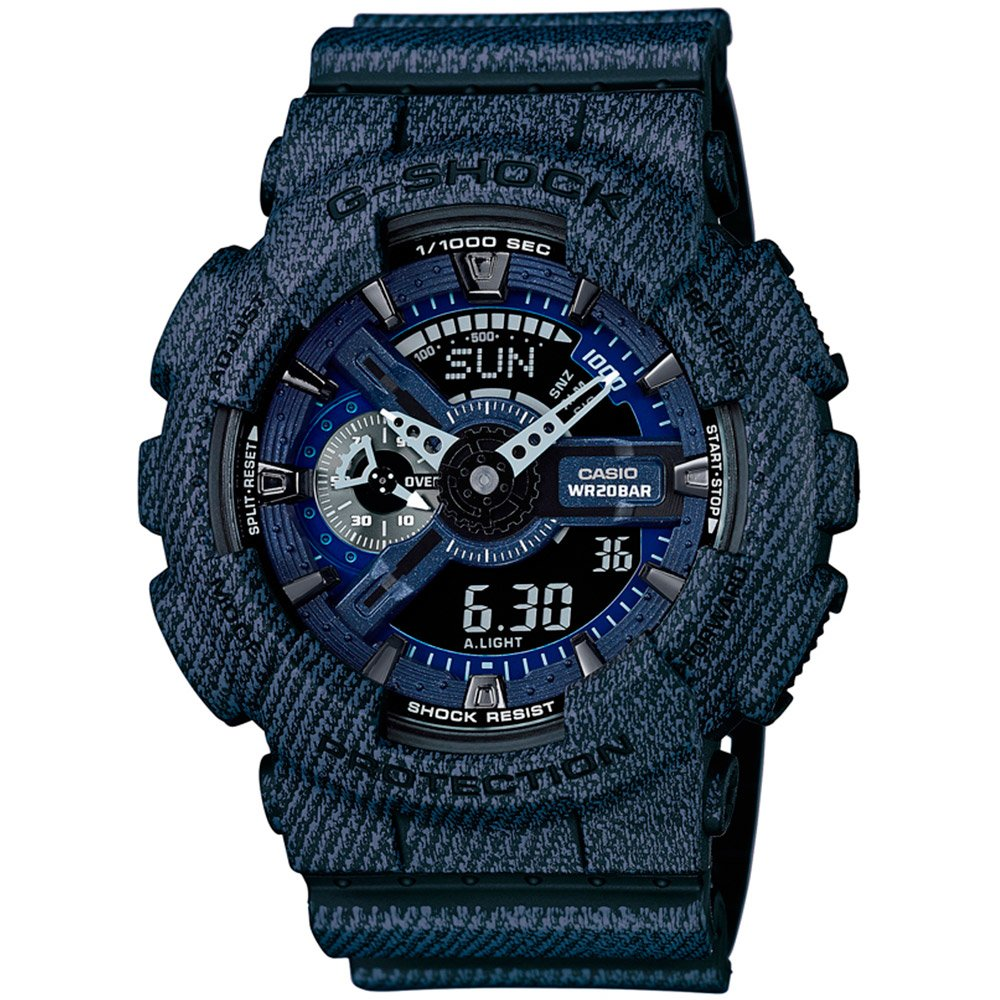 Часы Casio ga-110dc-1aer
