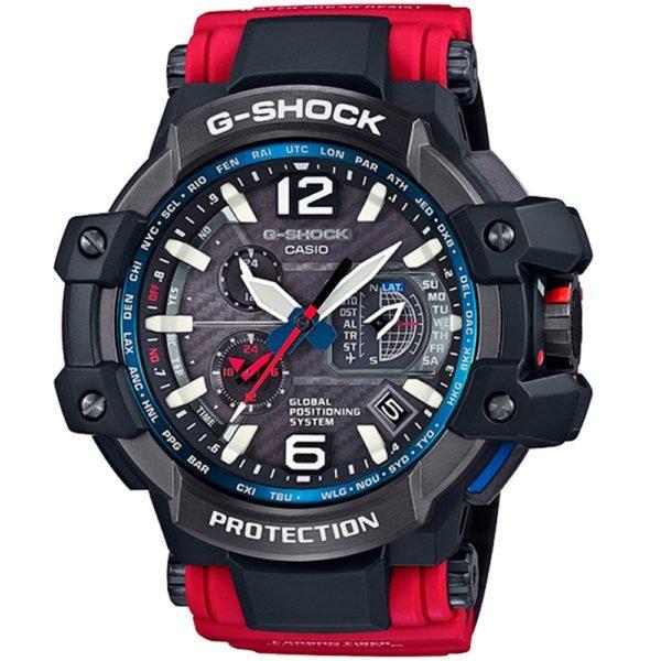 Мужские наручные часы CASIO G-Shock GPW-1000RD-4AER