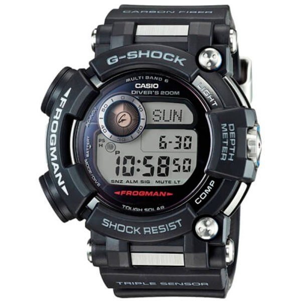 Мужские наручные часы CASIO G-Shock GWF-D1000-1ER