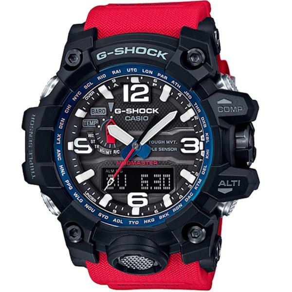 Мужские наручные часы CASIO G-Shock GWG-1000RD-4AER