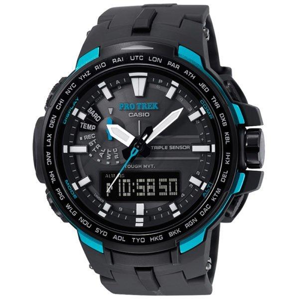 Мужские наручные часы CASIO Pro Trek PRW-6100Y-1AER