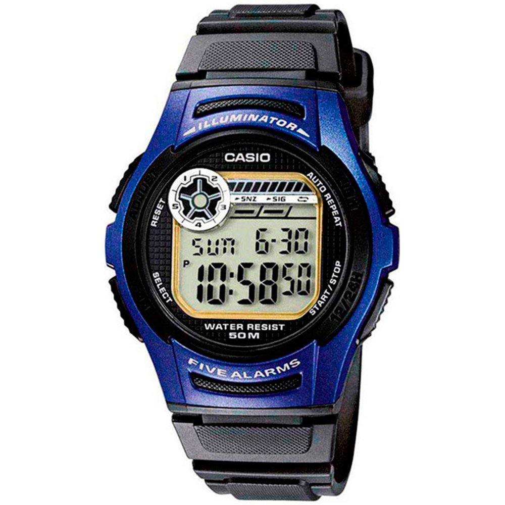 Часы Casio w-213-2a