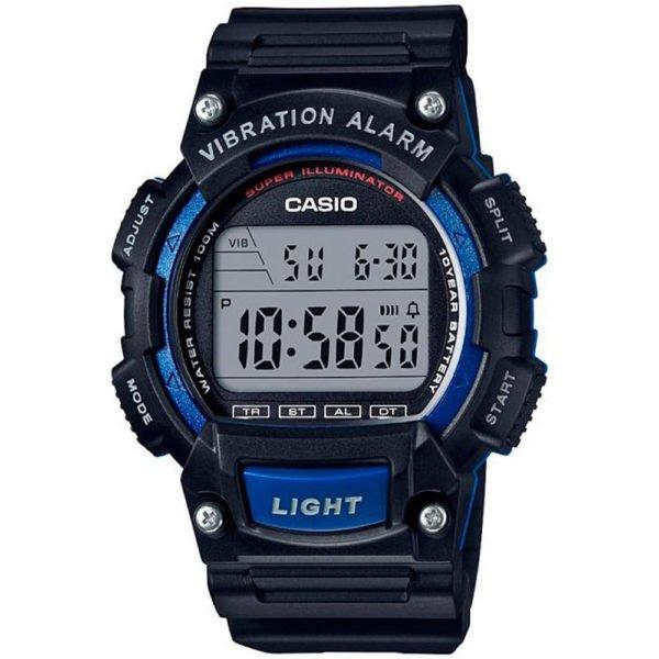 Женские наручные часы CASIO  W-736H-2AVEF