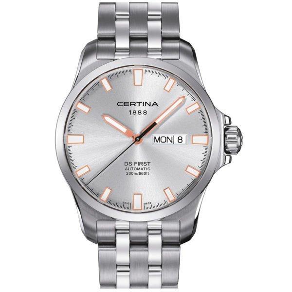 Мужские наручные часы CERTINA Aqua C014.407.11.031.01
