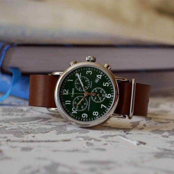 Мужские наручные часы Timex WEEKENDER Tx2p97400