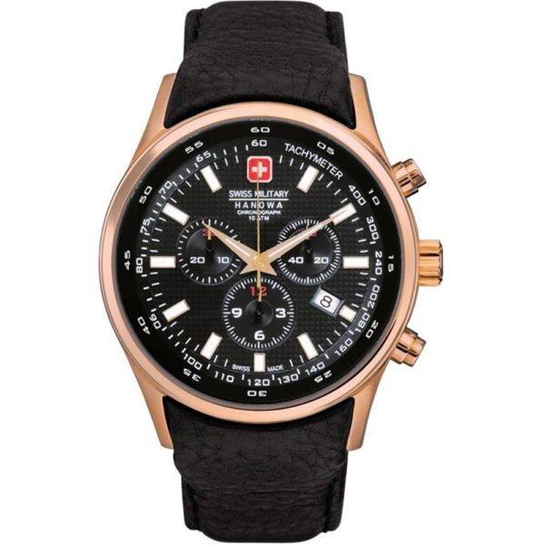 Мужские наручные часы SWISS MILITARY HANOWA Navy Line 06-4156.09.007