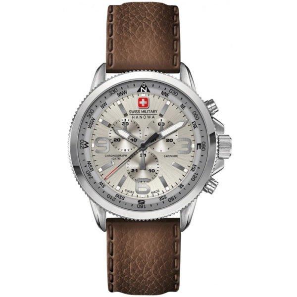 Мужские наручные часы SWISS MILITARY HANOWA Avio Line 06-4224.04.030