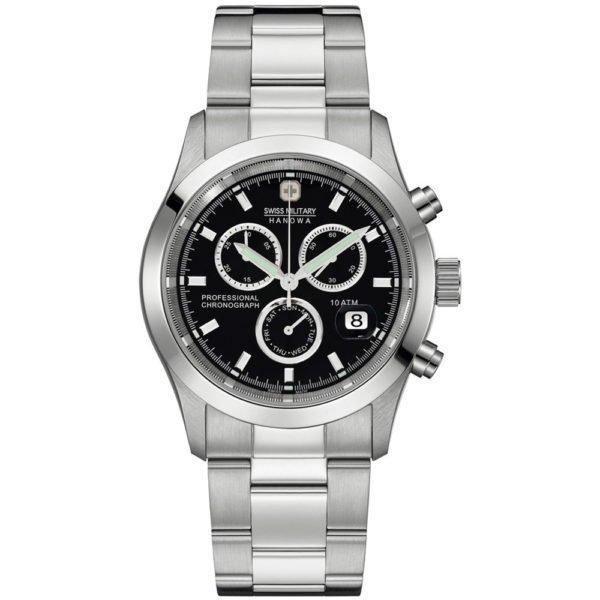 Мужские наручные часы SWISS MILITARY HANOWA Navy Line 06-5115.04.007