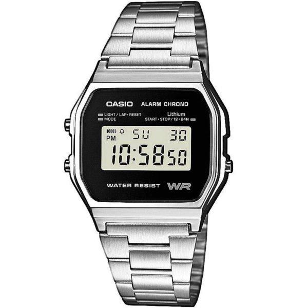 Мужские наручные часы CASIO Retro A158WEA-1EF - Фото № 4
