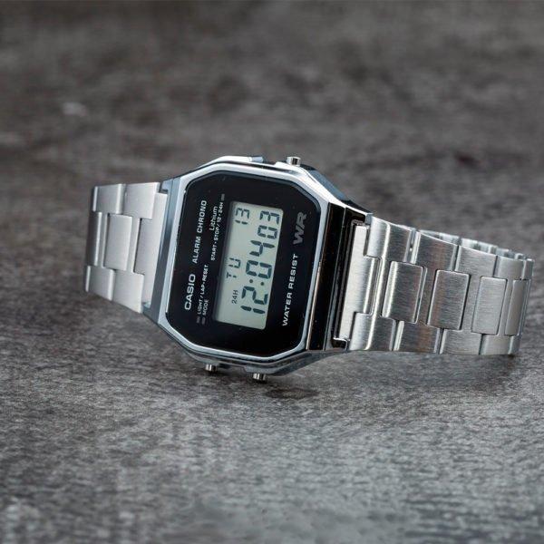 Мужские наручные часы CASIO Retro A158WEA-1EF - Фото № 7