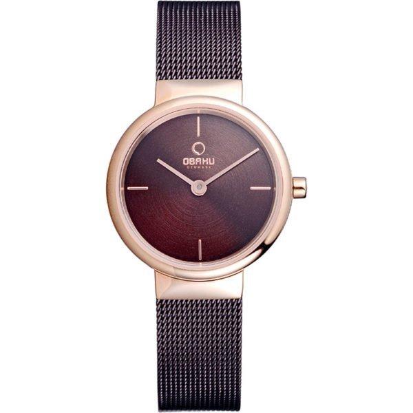 Женские наручные часы OBAKU  V153LXVNMN