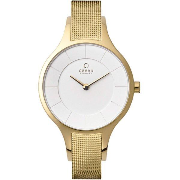 Женские наручные часы OBAKU  V165LXGIMG