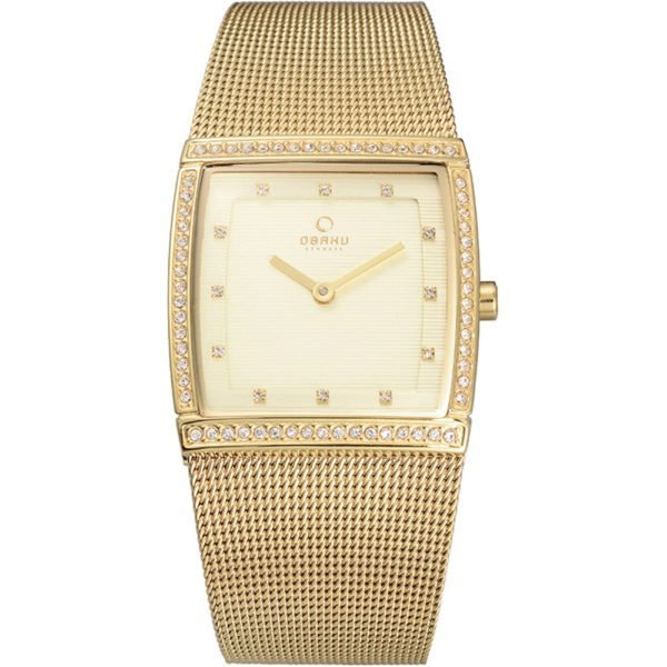 Женские наручные часы OBAKU  V172LEGGMG
