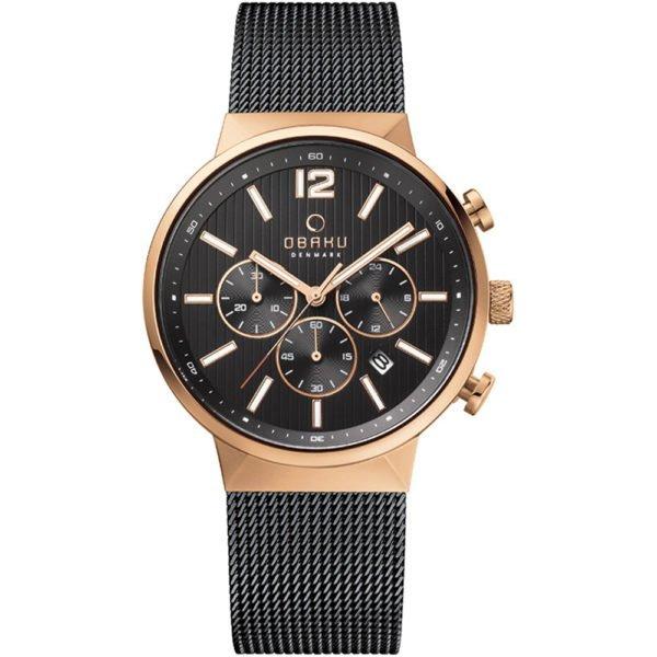 Мужские наручные часы OBAKU  V180GCVBMB