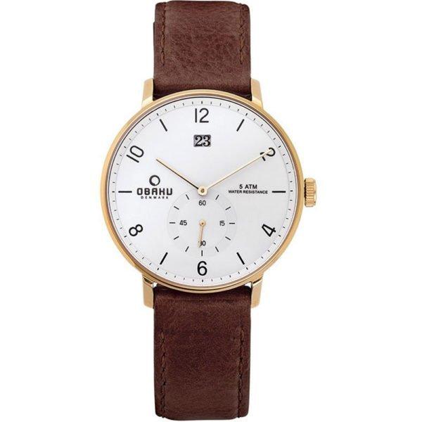 Мужские наручные часы OBAKU  V190GDGWRN