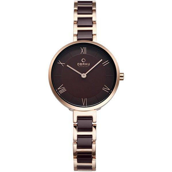 Женские наручные часы OBAKU  V195LXVNSN