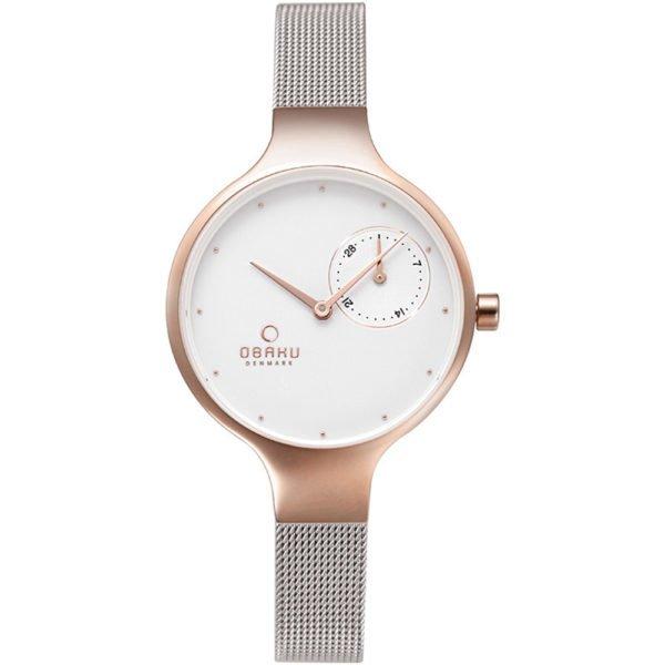 Женские наручные часы OBAKU  V201LDVWMC