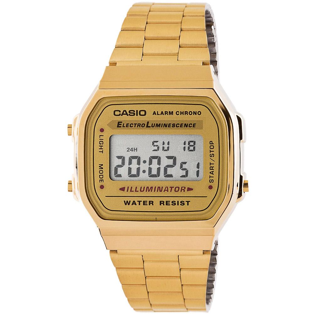 Часы Casio A-168WG-9UR