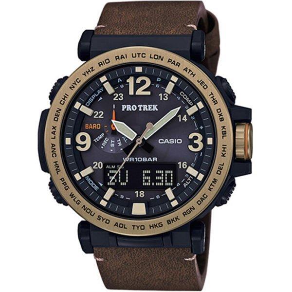 Мужские наручные часы CASIO Pro Trek PRG-600YL-5ER
