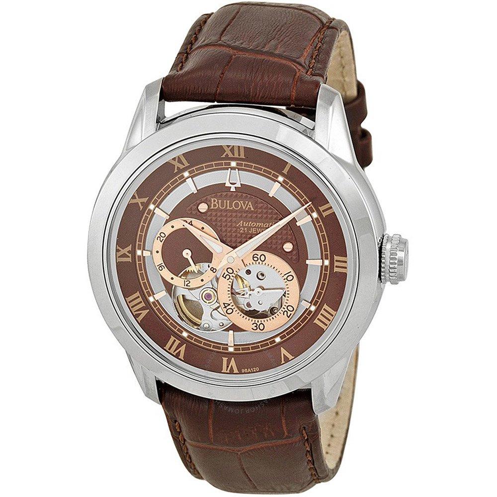 Часы Bulova 96A120