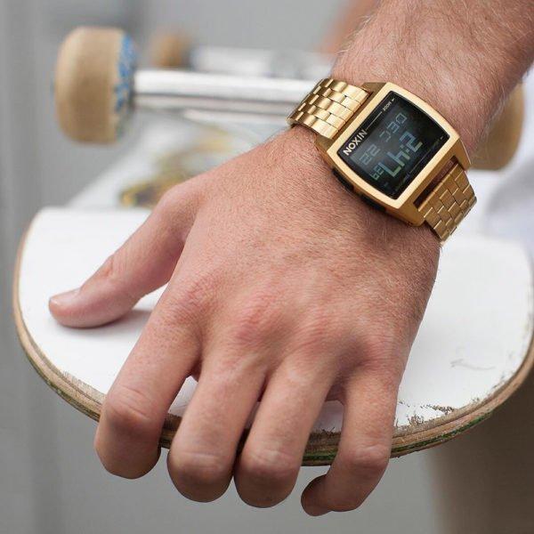 Мужские наручные часы NIXON Base A1107-502-00 - Фото № 9