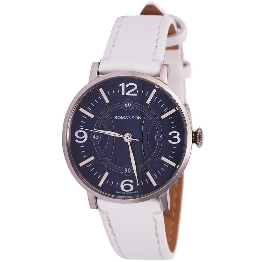Часы Romanson RL4217LWH-BU