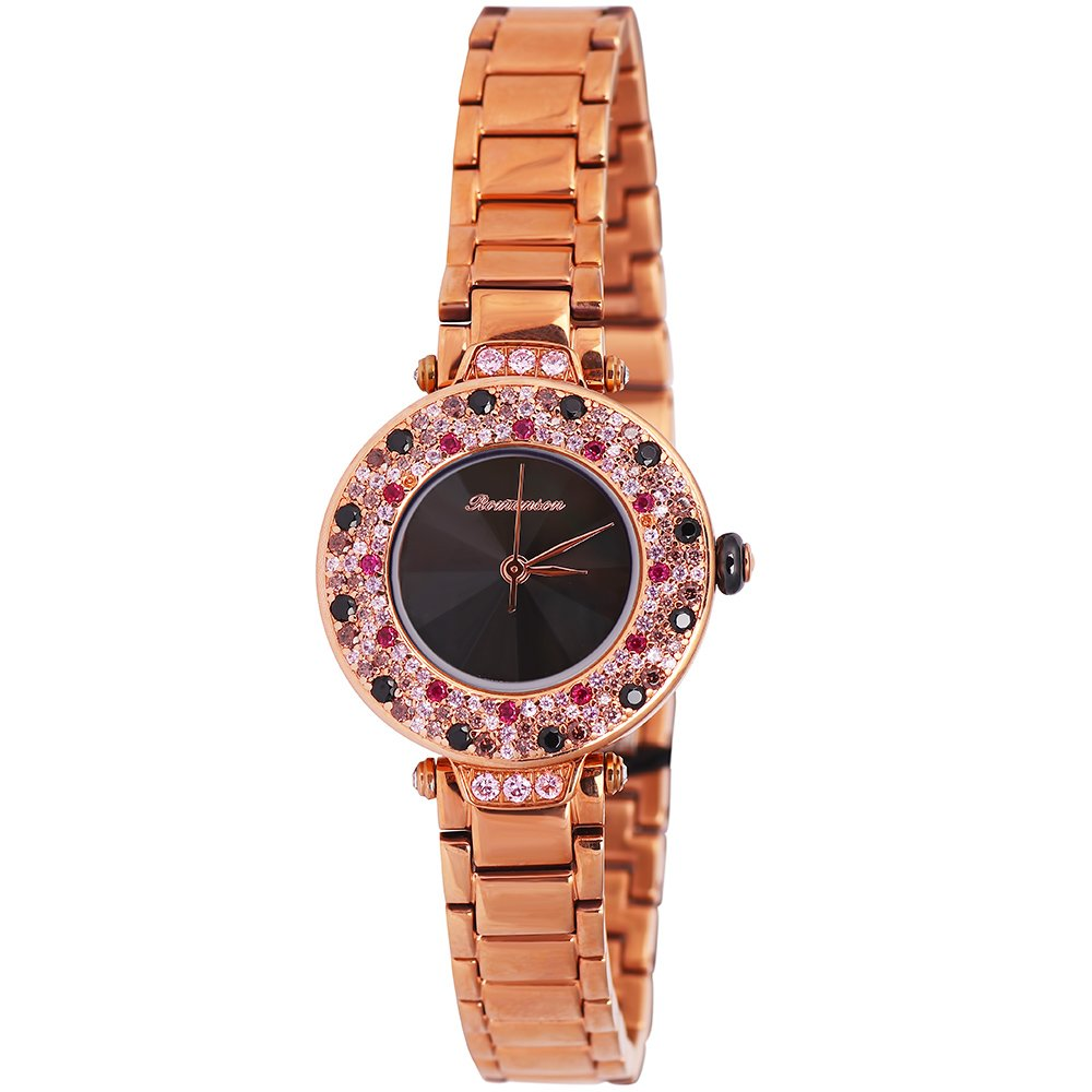 Часы Romanson RM6A17QLRG-BK