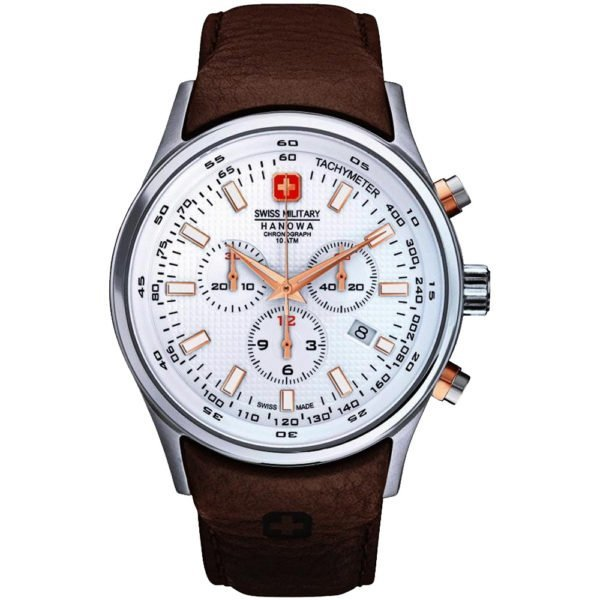 Мужские наручные часы SWISS MILITARY HANOWA Navy Line 06-4156.04.001.09
