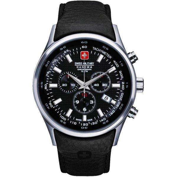 Мужские наручные часы SWISS MILITARY HANOWA Navy Line 06-4156.04.007