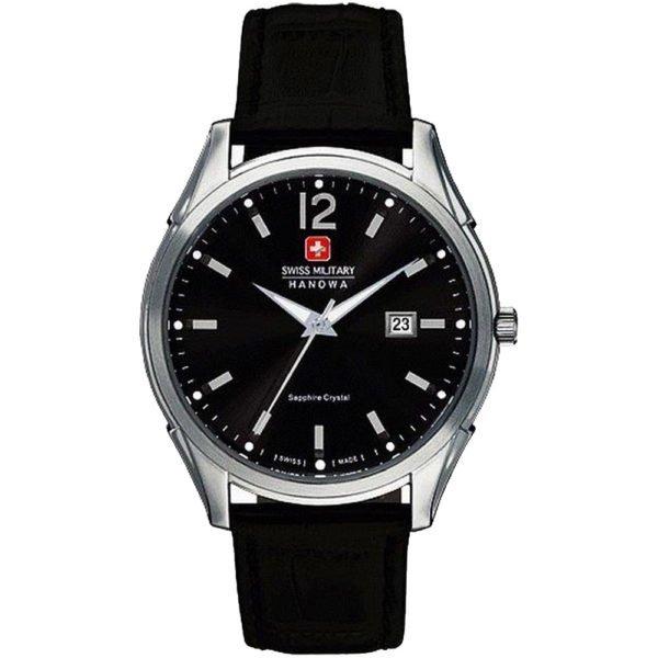 Мужские наручные часы SWISS MILITARY HANOWA Classic Line 06-4157.04.007