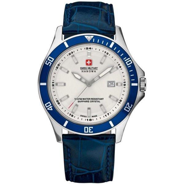 Мужские наручные часы SWISS MILITARY HANOWA Navy Line 06-4161.2.04.001.03