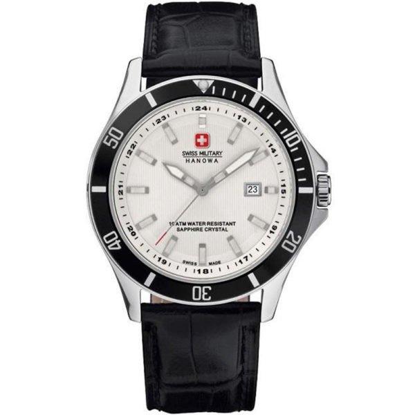 Мужские наручные часы SWISS MILITARY HANOWA Navy Line 06-4161.2.04.001.07