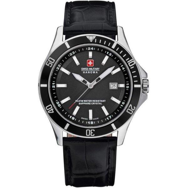 Мужские наручные часы SWISS MILITARY HANOWA Navy Line 06-4161.2.04.007