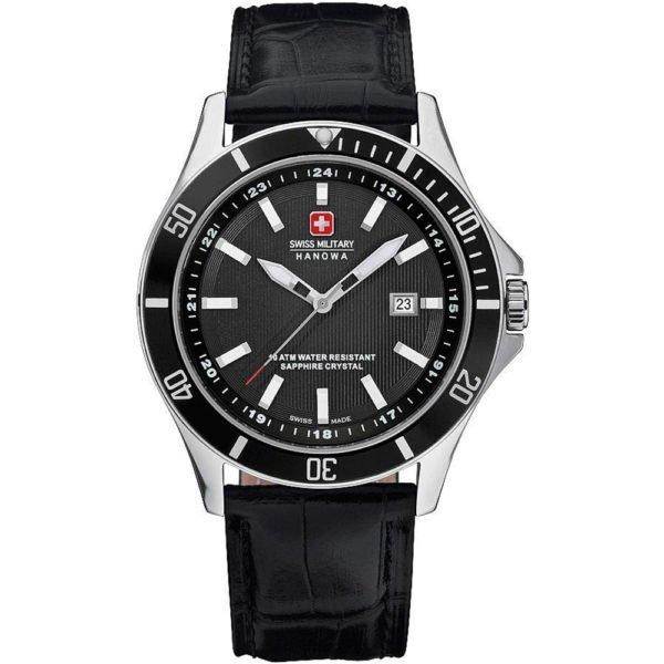 Мужские наручные часы SWISS MILITARY HANOWA Navy Line 06-4161.7.04.007
