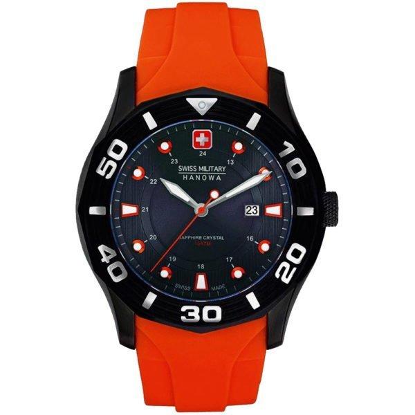 Мужские наручные часы SWISS MILITARY HANOWA Navy Line 06-4170.30.009.79