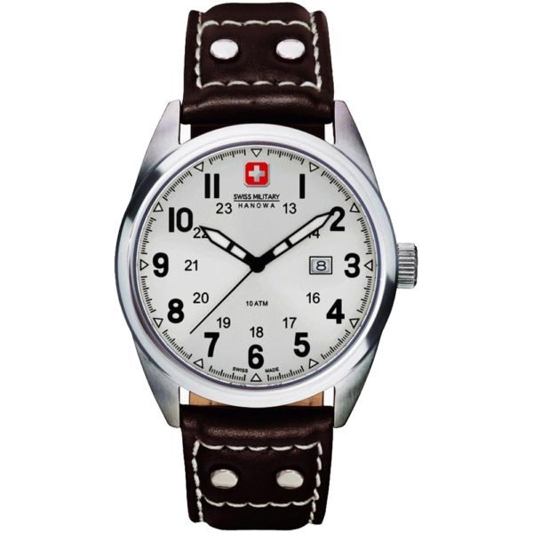 Мужские наручные часы SWISS MILITARY HANOWA Classic Line 06-4181.04.001