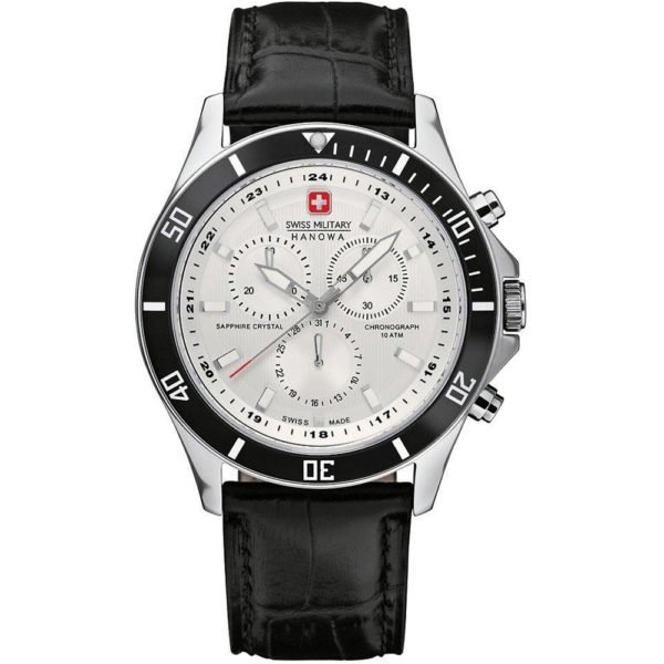 Мужские наручные часы SWISS MILITARY HANOWA Navy Line 06-4183.04.001.07