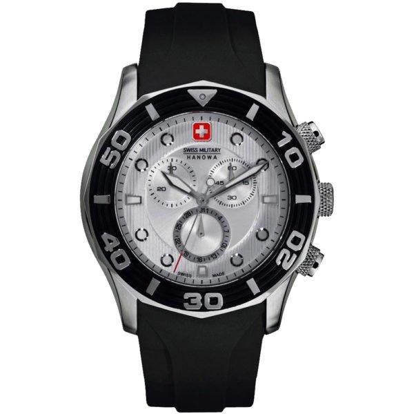 Мужские наручные часы SWISS MILITARY HANOWA Navy Line 06-4196.04.001.07