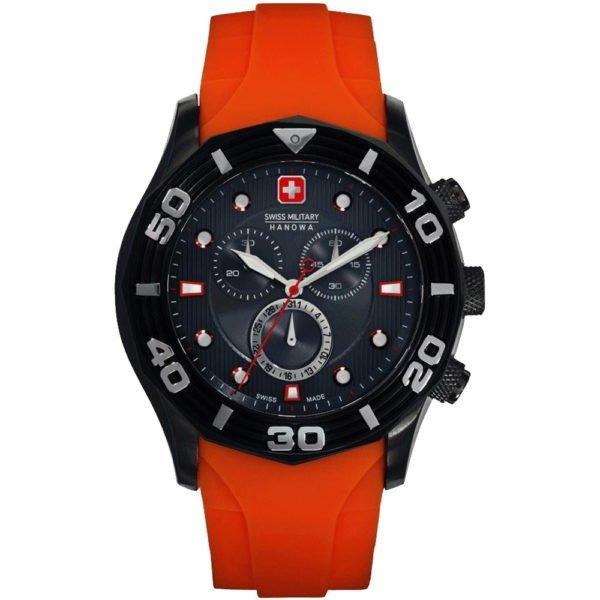 Мужские наручные часы SWISS MILITARY HANOWA Navy Line 06-4196.30.009.79