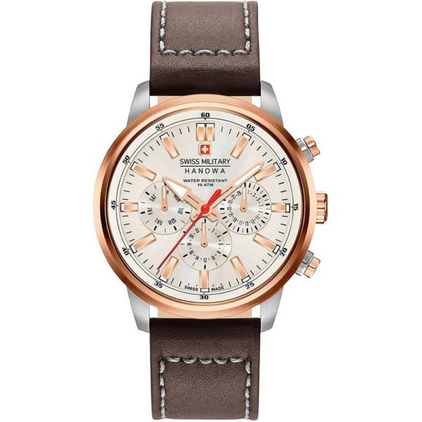 Мужские наручные часы SWISS MILITARY HANOWA Avio Line 06-4285.12.001