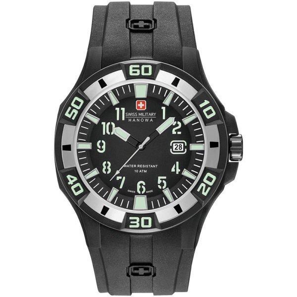Мужские наручные часы SWISS MILITARY HANOWA Navy Line 06-4292.27.007.07