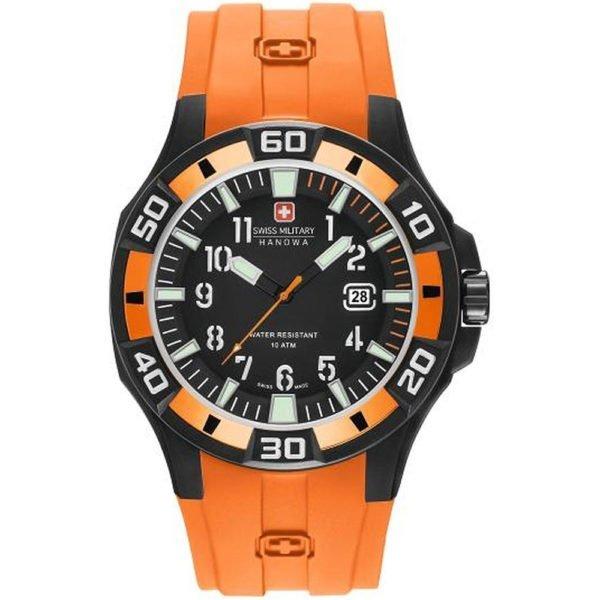 Мужские наручные часы SWISS MILITARY HANOWA Navy Line 06-4292.27.007.79
