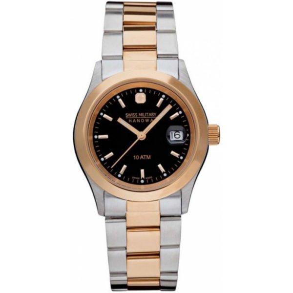 Женские наручные часы SWISS MILITARY HANOWA Lady Line 06-5023.12.007