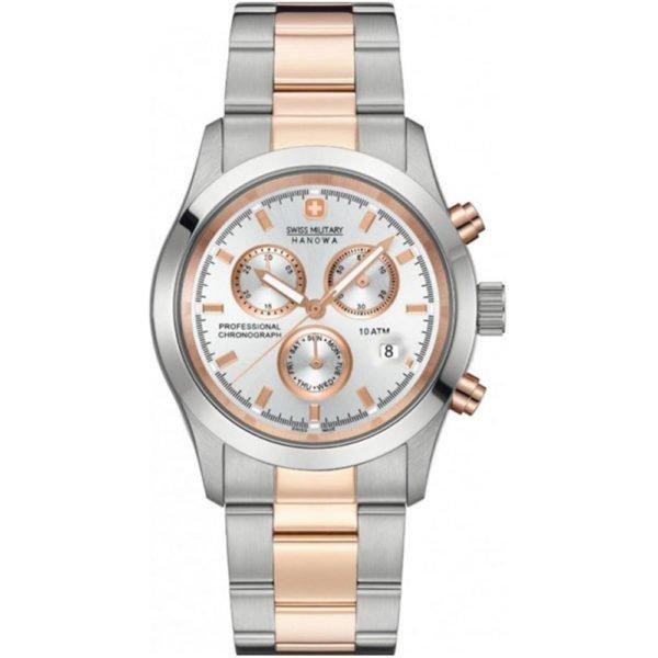 Мужские наручные часы SWISS MILITARY HANOWA Classic Line 06-5115.12.001