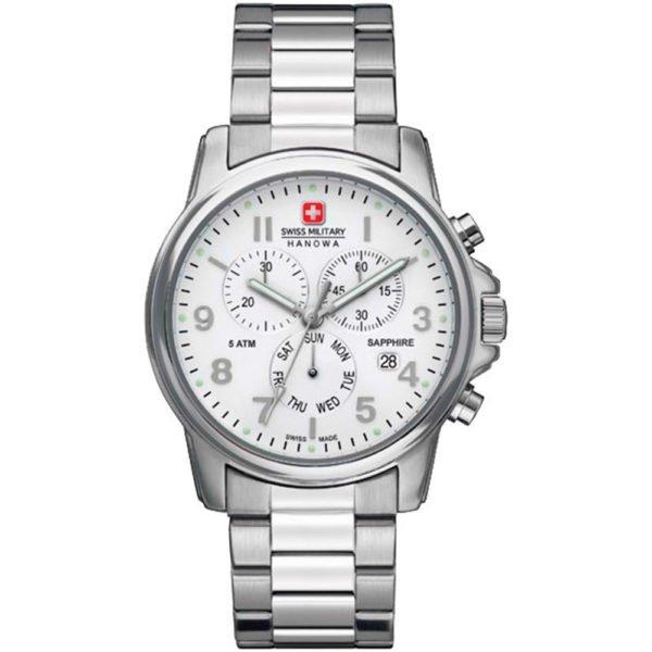 Мужские наручные часы SWISS MILITARY HANOWA Classic Line 06-5142.04.001